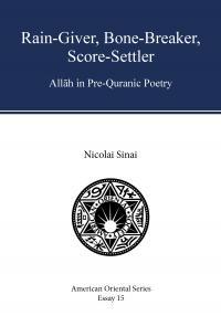American Oriental Series Essays