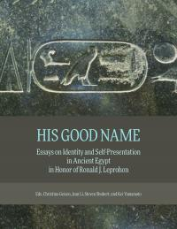 Cover for His Good Name (Fs Leprohon)